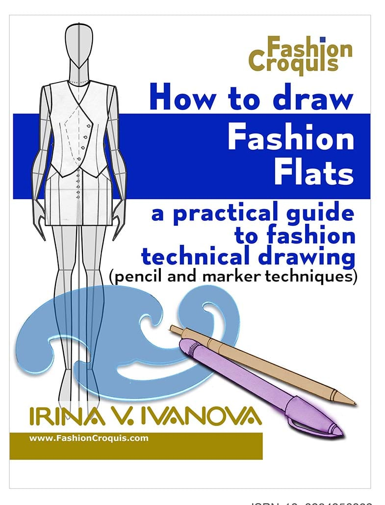 Fort Lauderdale's Irina Ivankova Publishes Book in Fashion Croquis Series