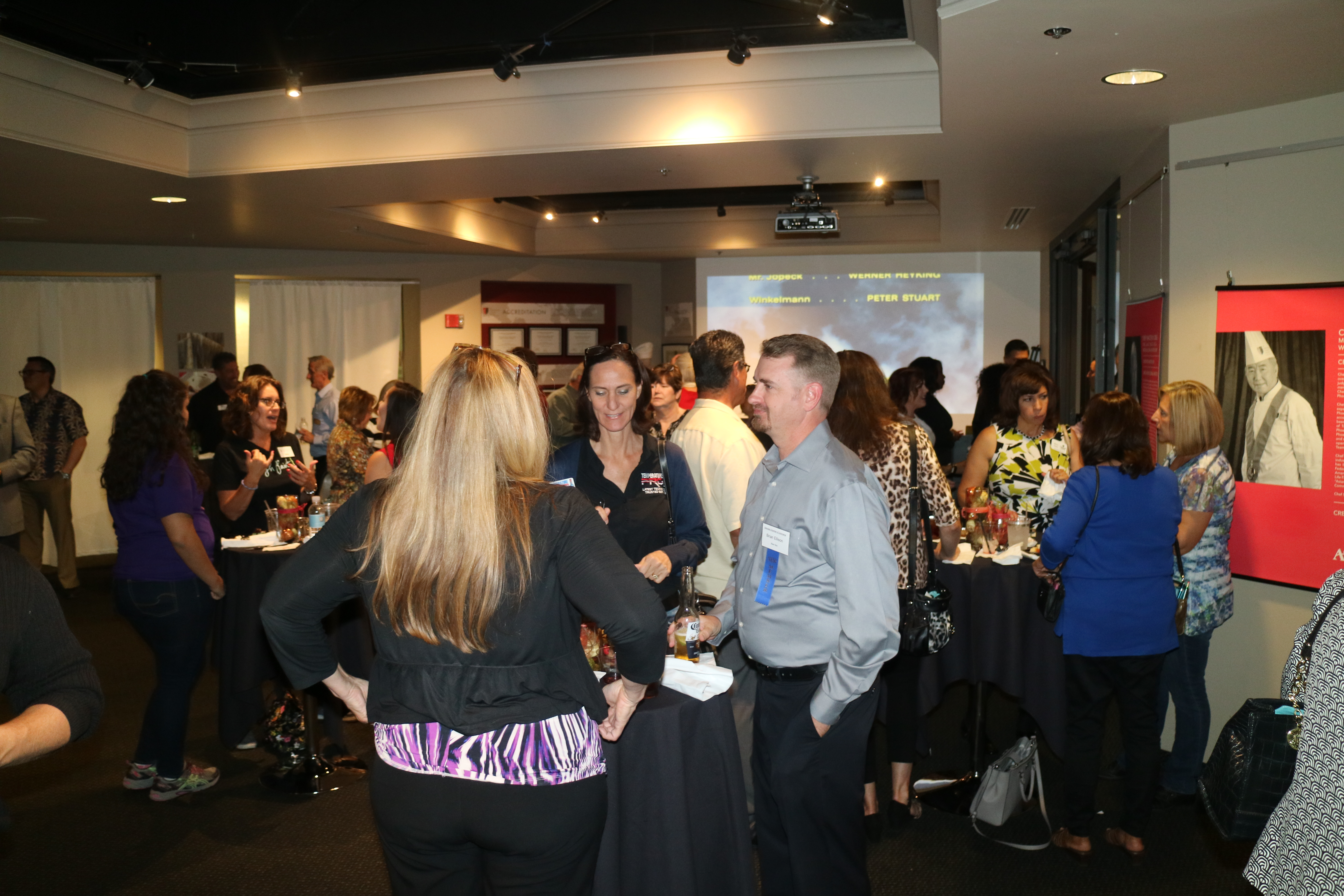 AiPX Chamber of Commerce Event Photo 1