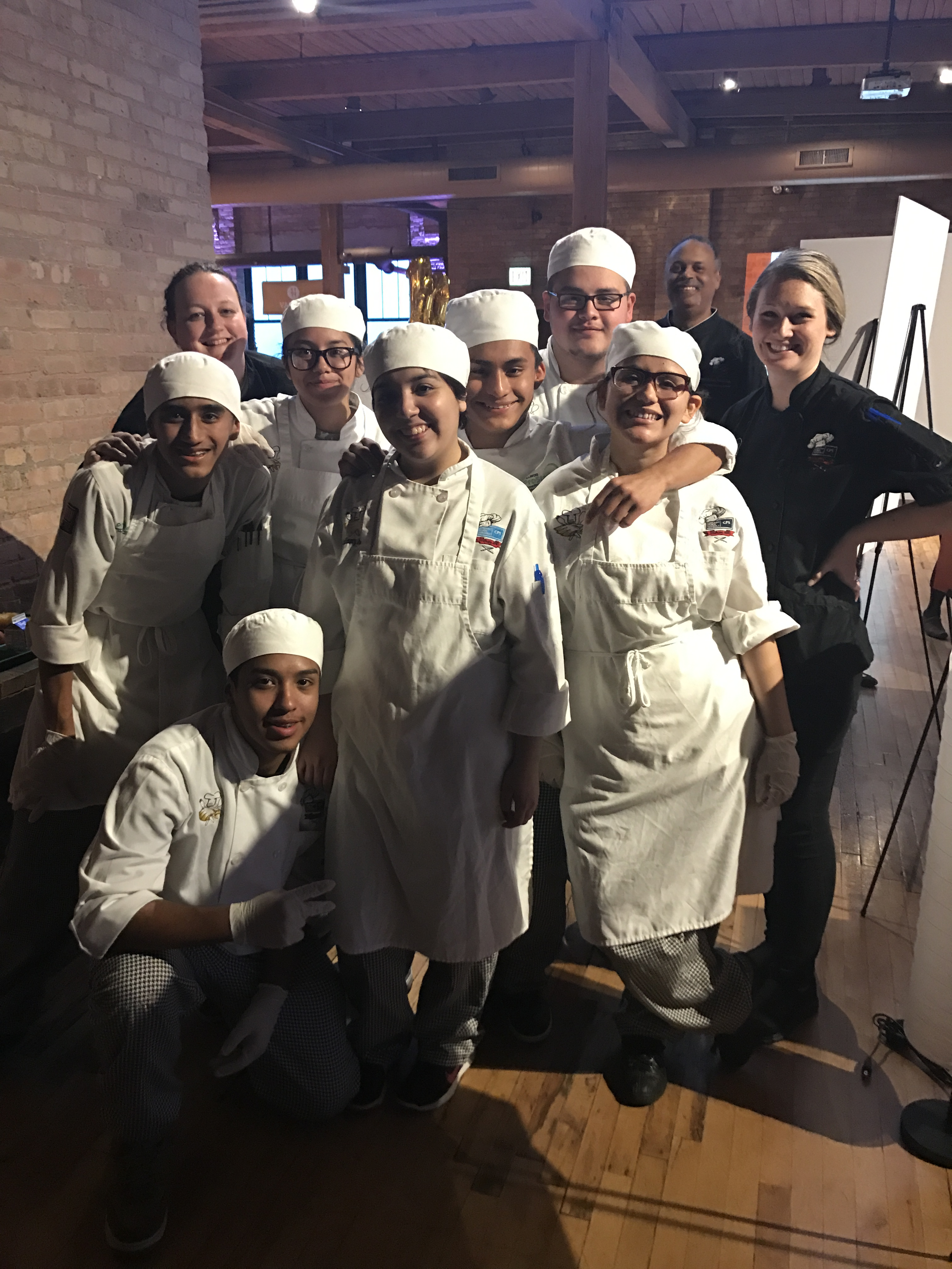 Chicago Cooking Competition