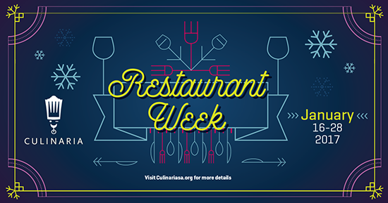 San Antonio Restaurant Week