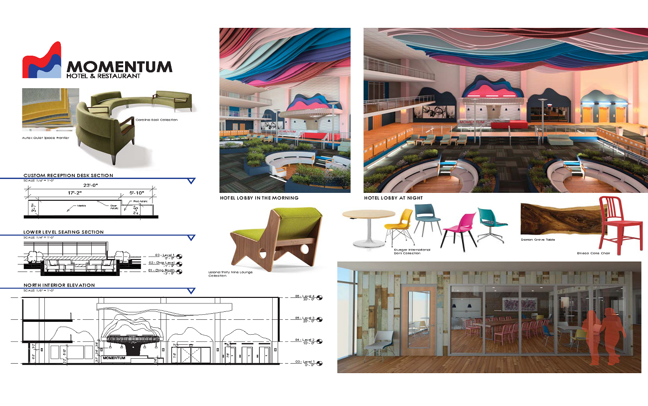 . San Antonio Interior Design BFA Degree Program