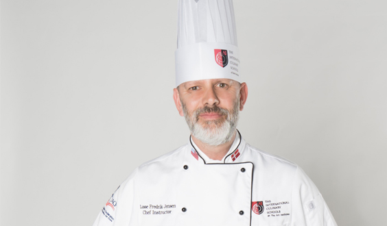 Chef Lasse Jensen - Image by: Victor Morales