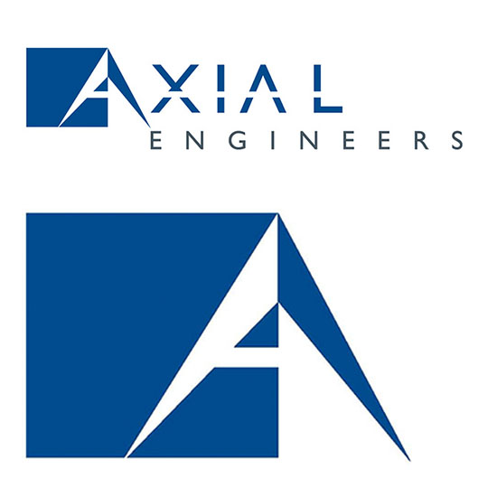 Tom Gehrig Axial Engineers logo creater and award winner