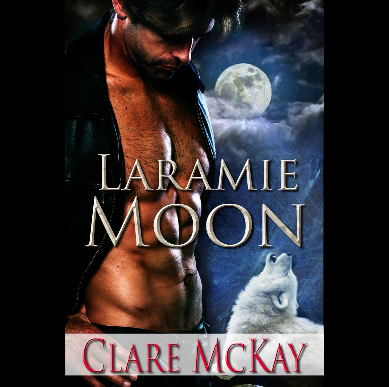 Laramie Moon cover by Author Ellen Vance