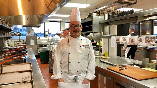 Chef David Wynne photo courtesy of Seattle Refined