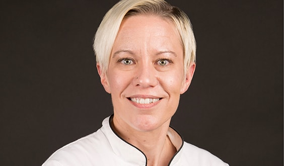 Culinary Faculty Member Heidi Kovell