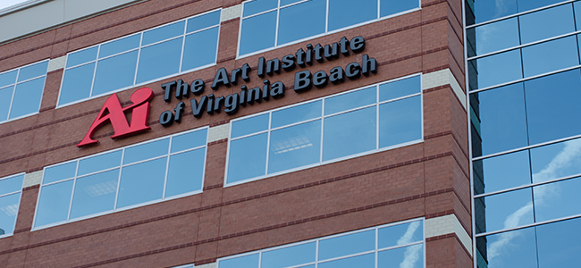 The Art Institute of Virginia Beach