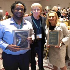 Atlanta's Eric Rodgers Named Graduate Student of the Year