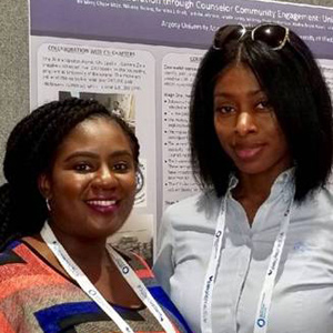Atlanta Students Present Poster at ACA Conference