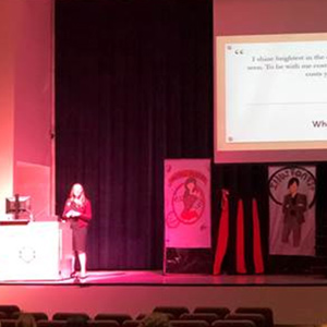 Sarasota's Angela Brinton Holds Suicide Prevention Workshop for Students
