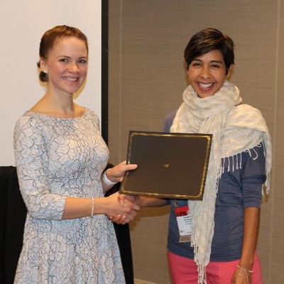 APA Division 19 Student Chapter Receives Society of Military Psychology Outstanding Student Chapter Award and Student Travel Award