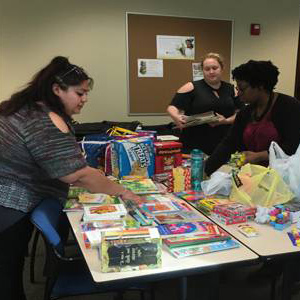 "Atlanta's Chi Sigma Iota Chapter Holds ""Summer Survival Drive"""