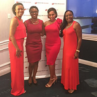Argosy University, Tampa attended the 20th anniversary of Dress for Success Tampa Bay VIP Reception