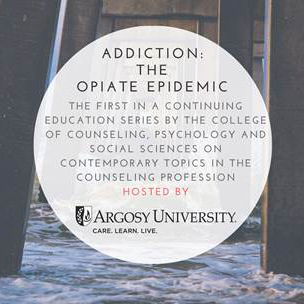 Argosy University, Sarasota to host continuing education workshop on the opioid epidemic