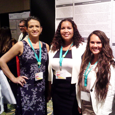 Tampa Students Present Poster at National Latino Psychology Association Conference