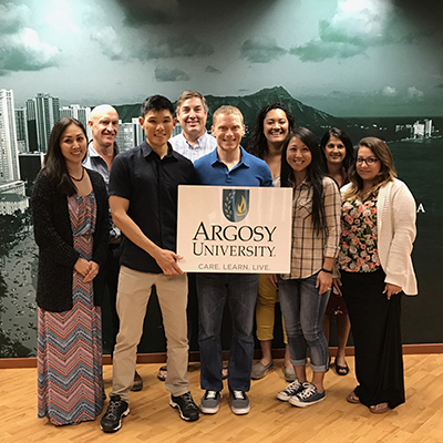 Argosy University, Hawaii Holds Gottman Training
