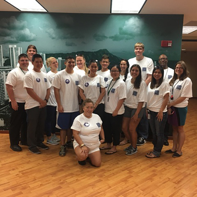 Argosy University, Hawaii Participates in March Against Violence