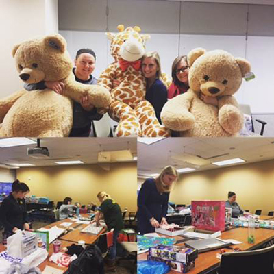 Argosy University, Online Programs' Volunteers Make Holidays Brighter for Underprivileged Kids