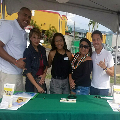 "Argosy University, Hawaii Participates in ""A Taste of Kalihi"""