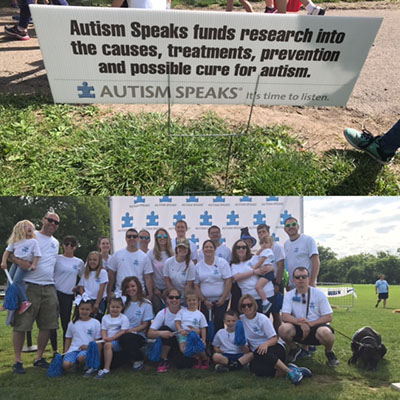 Argosy University, Online Programs Supports Autism Speaks