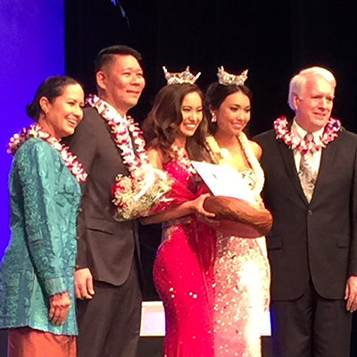 Hawaii Campus is Education Sponsor of Miss Hawaii Pageant