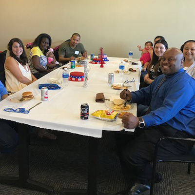 Nashville Campus Celebrates Veterans and Active Military Members