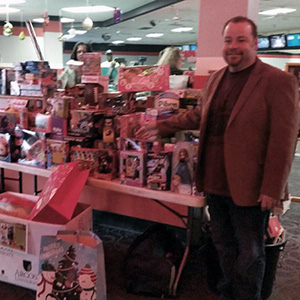 Phoenix Campus Collects Holiday Toys for Kids