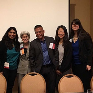 Illinois Psychology Students, Alumni, and Faculty Present at IPA Annual Convention