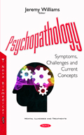 Schaumburg's Robert Eme Publishes Chapter in Psychopathy: Symptoms, Challenges and Current Concepts