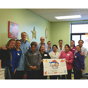 Argosy University, Twin Cities Dental Students Volunteer for Give Kids a Smile