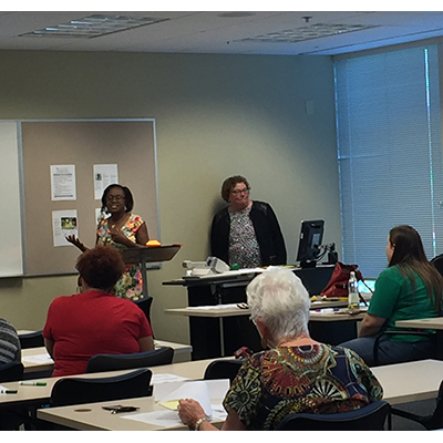 Atlanta Instructors Present Seminar on Fostering Graduate Level Student Success