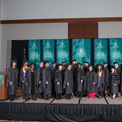 Hawaii Campus Celebrates Fall Commencement