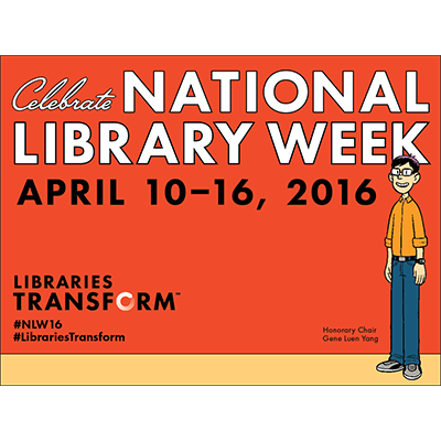 Argosy University, Atlanta, Celebrates National Library Week