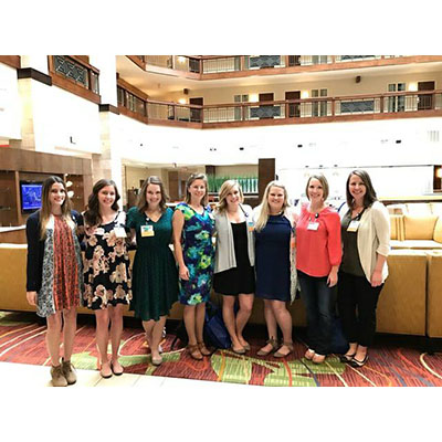 Twin Cities Diagnostic Medical Sonography students attend seminar