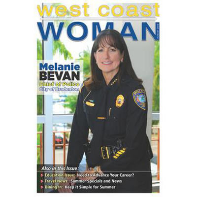 Sarasota Graduate Featured in West Coast Woman Magazine